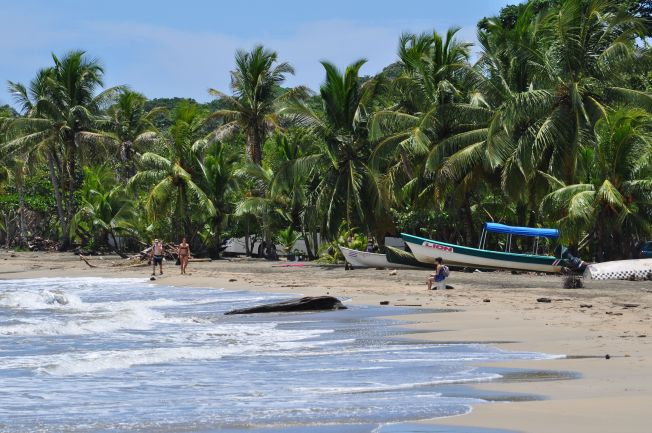 Playa de Manzanillo. Puerto Viejo de Limón. Costa Rica