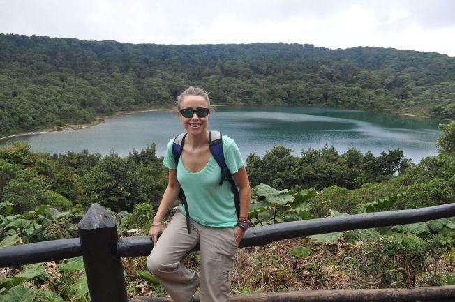 Volcan Poás. Costa Rica