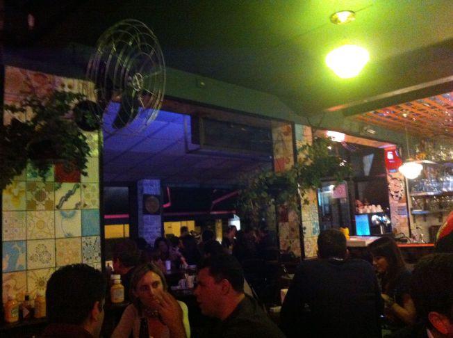 Bar Vaca Veia. São Paulo