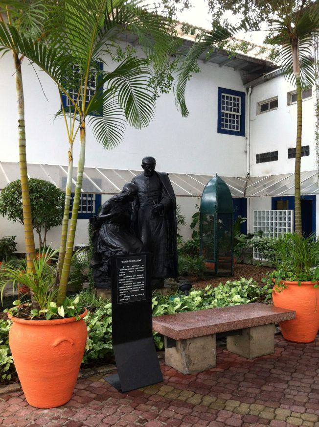 Pátio do Colégio en São Paulo