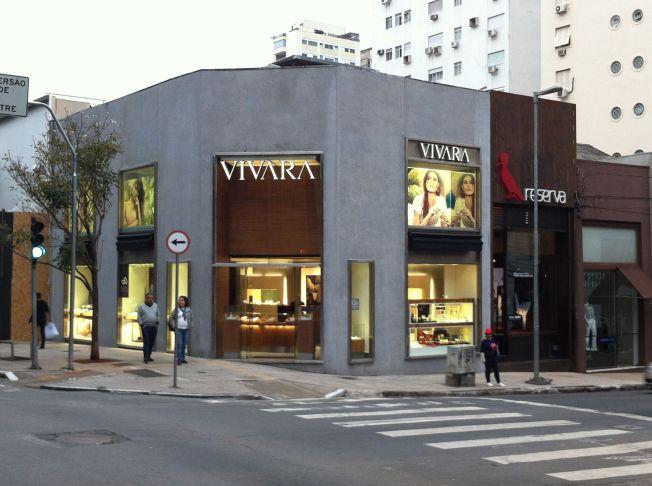 Rua Oscar Freire en São Paulo